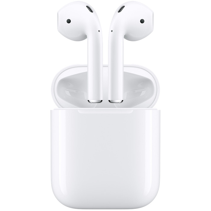 Bluetooth гарнитура Apple Airpods MMEF2ZE/A MMEF2ZE/A