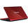 Ноутбук Toshiba Satellite C850-C1R i3-2370/4GB/500GB/HD 7610M 1Gb/15.6/ DVD/ WiFi/ BT/ Cam/Win7 HB64 red